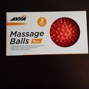 Avia Other - 9 cm. Massage balls